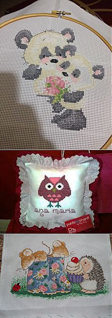 Timeline Photos - The World of Cross Stitching